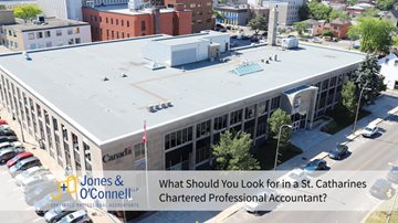 What to Look for in a St. Catharines Chartered Professional Accountant stcatharinescharteredprofessionalaccountants