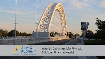 St. Catharines LPA Firm Jones and O'Connell LLP Offers Wide-Ranging Expertise