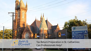 Tax Return Preparations in St. Catherines - Accountants Make it Easy taxreturnpreparationstcatharines